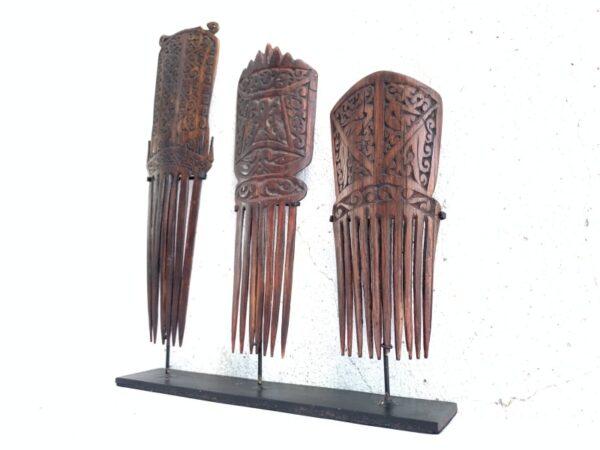 Tusuk Konde Tanimbar / Crown (W Stand) Hairpin Headdress Crown Hair Head Jewelry