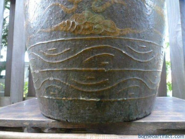 MASSIVE MASSIVE MASSIVE 720mm ANTIQUE WATER JAR Vase Pot Pottery Basin Ceramic