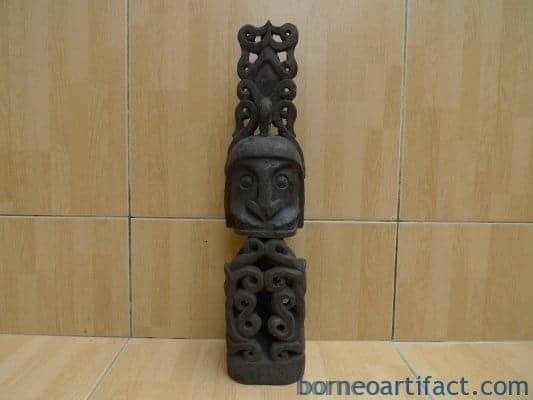 440mm ANCESTRAL Cenderawasih KORWAR FIGURE Oceanic Art Statue Sculpture Images