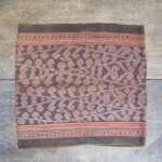 OLD Bidang SKIRT~ RARE Creeper Motif FREE Post cloth SARONG LADIES GARMENT #5