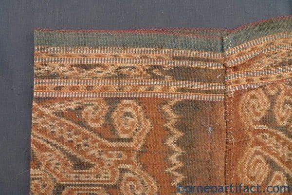 LEECHES Blood Sucking Worm Pattern Ikat Skirt SARONG LADIES GARMENT OUTFIT #165