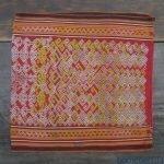 BUAH REMANG / CLOUD Pattern Dayak Ikat Sungkit SARONG LADIES DRESS GARMENT #294