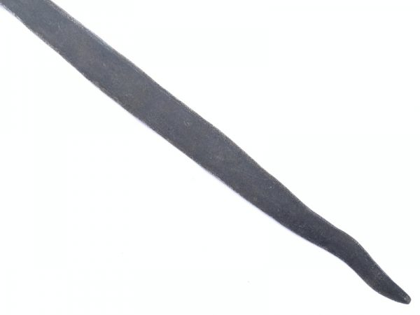 KERIS BATU LAPAK STRAIGHT BLADE LUK 3 Weapon Knife Dagger Sword Arms Kris Parang