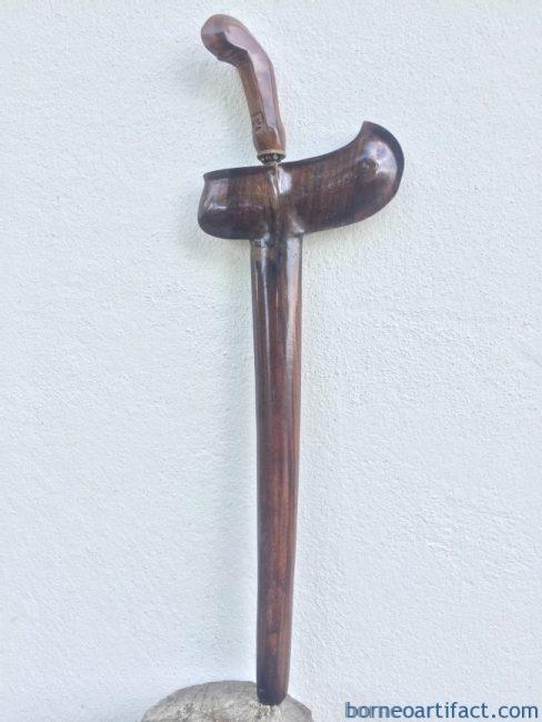 EXTREMELY RARE Lawe Setukeli KERIS 510mm KRIS Knife Weapon Blade Dagger Sword