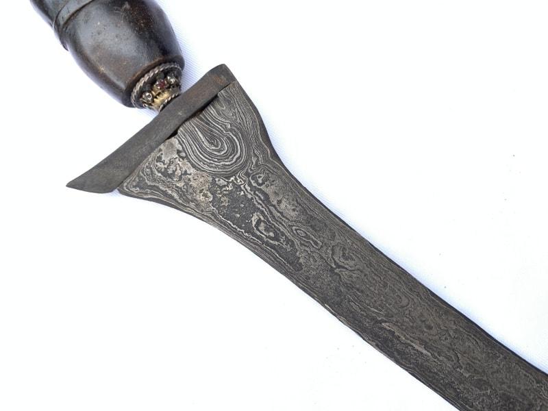 (3 PAMOR KERIS) KRIS SUMATRA Weapon Knife Blade Dagger Sword Kriss Asia Asian