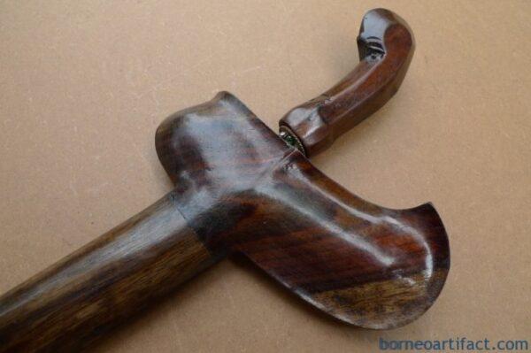 3.) KERIS PAMOR ADEQ 9 Luk (BLACK MAGIC PROTECTION) Knife Dagger Sword Kris Arms