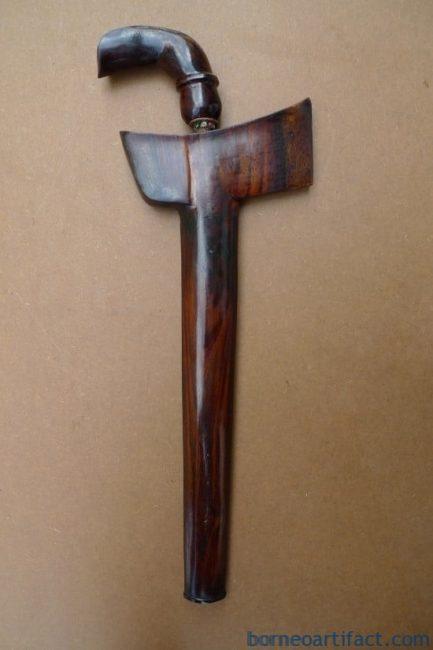 SILAT DAGGER 11 Luk MARTIAL ART Keris Weapon Sword Kris Kriss BEAUTIFUL BLADE