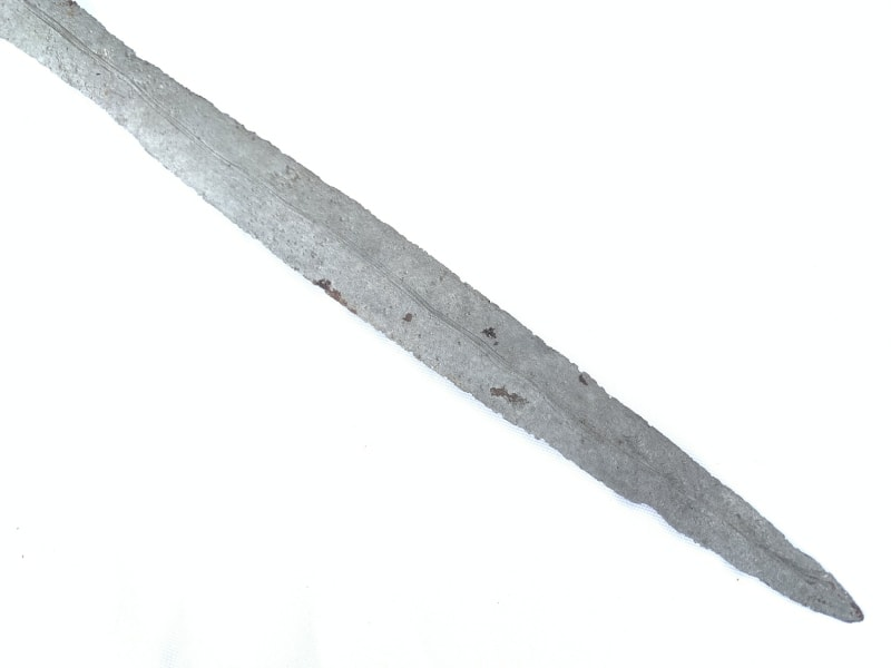 (PAMOR: Lidi Sebatang) 540mm KERIS Knife Weapon Sword Dagger Kriss Kris Blade