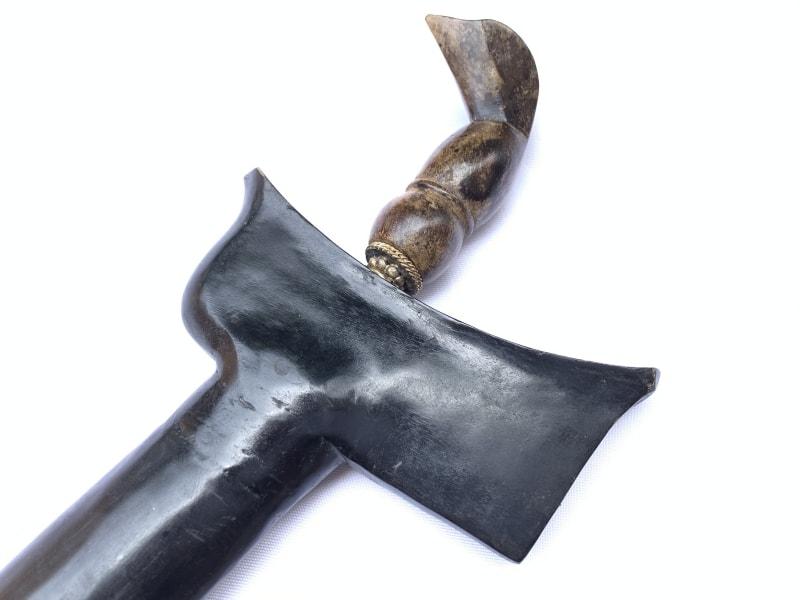 BLACK MAGIC KERIS ADEQ 460mm Blade Knife Weapon Sword Kris Kriss Dagger Asia