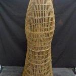 #4 CATCH SMALL – LARGE FISH Traditional Lure Bait Trap BUBU LANTAI FISHING