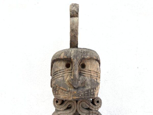 670mm ANCESTRAL Cenderawasih KORWAR FIGURE Oceanic Art Statue Tribal Sculpture