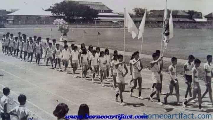 History Kuching Sarawak