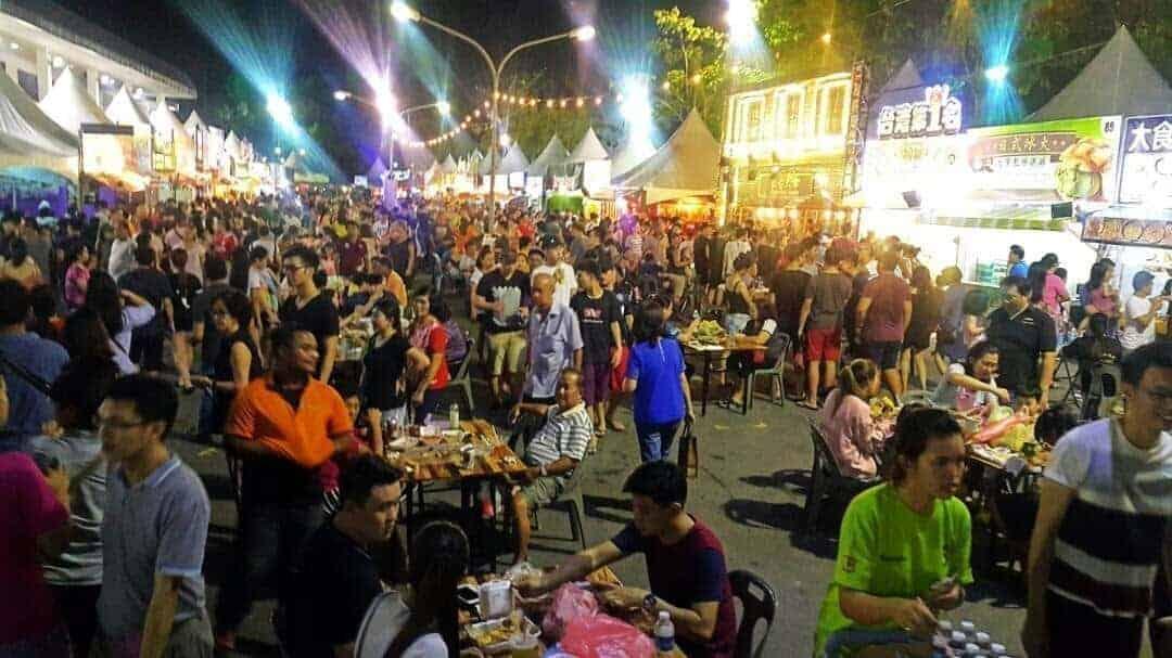 Kuching Historical food places