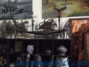 Asian Borneo arts